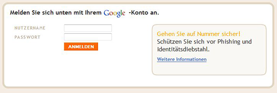 Deutsche Blogger login