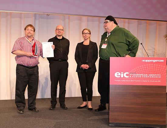 EIC 2013 Award Presentation