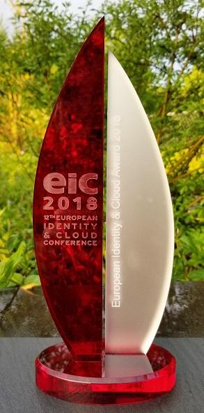EIC 2018 Award